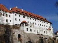 Klooster Hotel Ruze, Zuid Bohemen, Cesky Krumlov