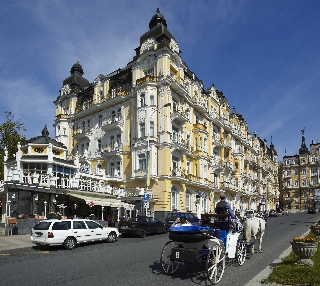 Orea Spa Hotel Palace Zvon, West Bohemen, Marianske Lazne